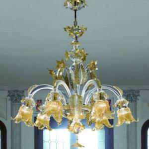 Lampadari In Vetro.Lampadari In Vetro Di Murano Lampadari Veneziani In Vetro